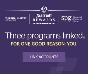 Starwood/Marriott Programme Link